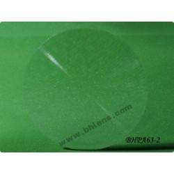 Lentille diamètre 53 mm focale 62 mm