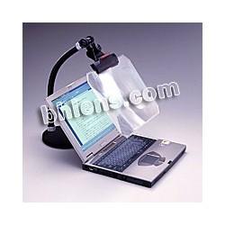 Lentille de fresnel 350x320 mm focale 330 mm